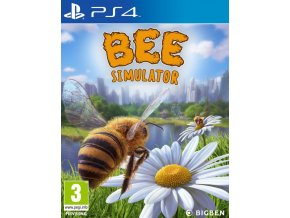 PS4 Bee Simulator