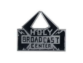 Odznak Borderlands 3 Holy Broadcast Center