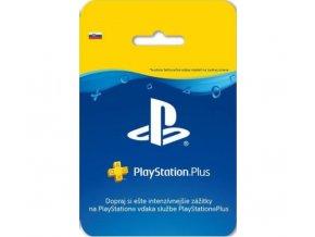 PlayStation Plus 12 měsíční členství SK