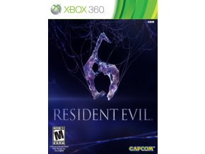 Xbox 360 Resident Evil 6