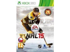 Xbox 360 NHL 15 CZ