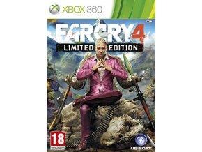 Xbox 360 Far Cry 4 Limited Edition