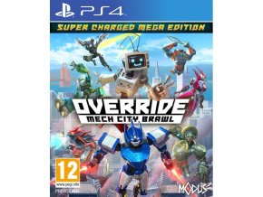 PS4 Override Mech City Brawl (Super Charged Mega Edition)