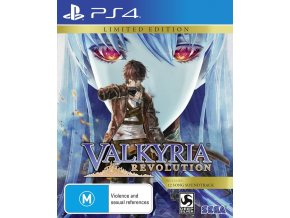 PS4 Valkyria Revolution (Limited Edition)