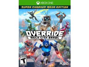 Xbox One Override Mech City Brawl (Super Charged Mega Edition)