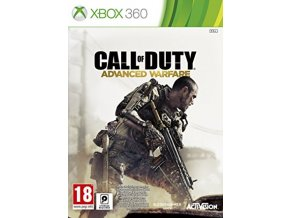 Xbox 360 Call of Duty: Advanced Warfare
