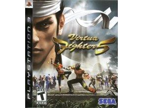 PS3 Virtua Fighter 5