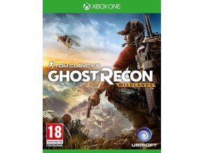 Xbox One Tom Clancy's Ghost Recon: Wildlands CZ