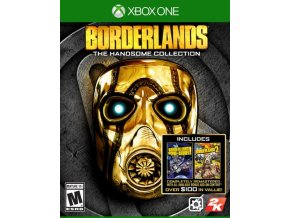 Xbox One Borderlands: The Handsome Collection