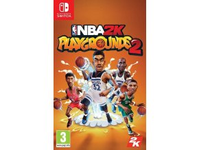 Nintendo Switch NBA 2K Playgrounds