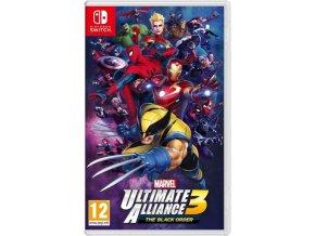 Nintendo Switch Marvel Ultimate Alliance 3 The Black Order
