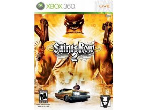 Xbox 360 Saints Row 2