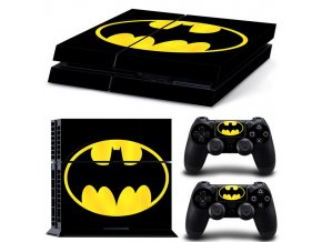 PS4 Polep Skin Batman