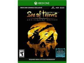 Xbox One Sea of Thieves Anniversary Edition