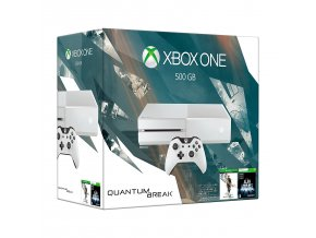 Xbox One 500 GB Quantum Break Special Edition