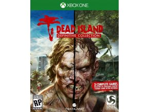 Xbox One Dead Island (Definitive Edition)