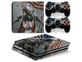 PS4 Pro Polep Skin Assassin's Creed