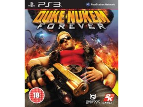 PS3 Duke Nukem: Forever