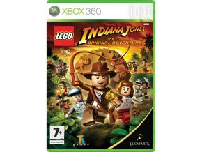 Xbox 360 LEGO Indiana Jones: The Original Adventures