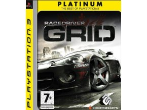 PS3 Race Driver: Grid