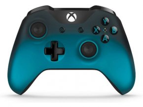 Microsoft Xbox One Wireless Controller Ocean Shadow
