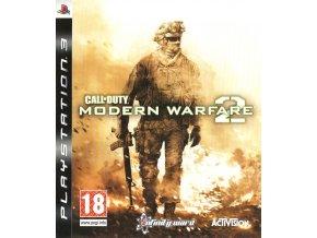 PS3 Call of Duty: Modern Warfare 2