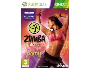 Xbox 360 Zumba Fitness (Kinect)