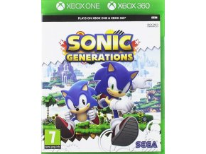 Xbox One Sonic Generations