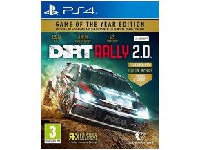 PS4 DiRT Rally 2.0 GOTY