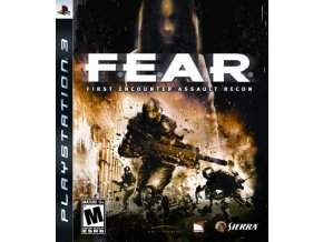 PS3 FEAR