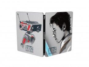 PS4 Star Wars Fallen Order Steelbook