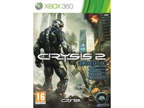Xbox 360 Crysis 2