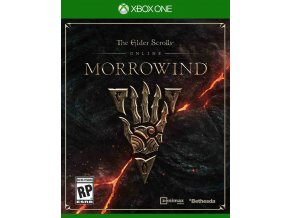 Xbox One The Elder Scrolls Online: Morrowind