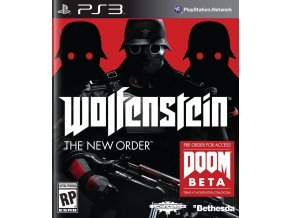 PS3 Wolfenstein: The New Order