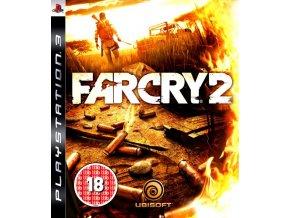 PS3 Far Cry 2