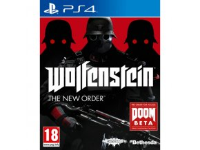 PS4 Wolfenstein: The New Order