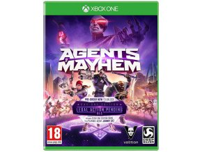 Xbox One Agents of Mayhem Day One Edition