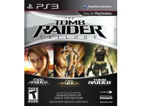 PS3 Tomb Raider Trilogy