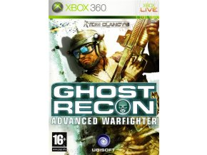 Xbox 360 Tom Clancy's Ghost Recon: Advanced Warfighter