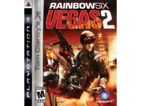 PS3 Tom Clancy's Rainbow Six: Vegas 2