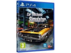 PS4 Car Mechanic Simulator 2018