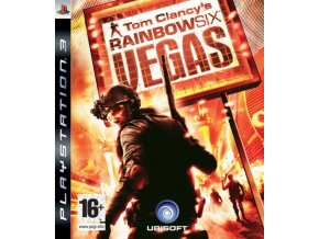 PS3 Tom Clancy's Rainbow Six: Vegas
