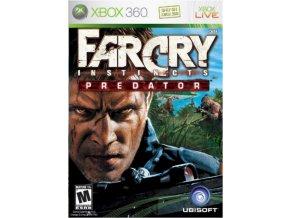 Xbox 360 Far Cry Instincts Predator