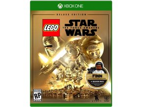 Xbox One LEGO Star Wars: The Force Awakens - Deluxe Edition