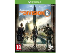 Xbox One  Tom Clancy's The Division 2 CZ