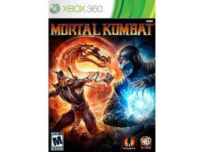Xbox 360 Mortal Kombat 9
