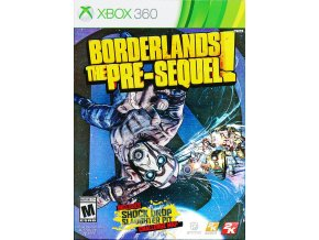 Xbox 360 Borderlands: The Pre-Sequel!
