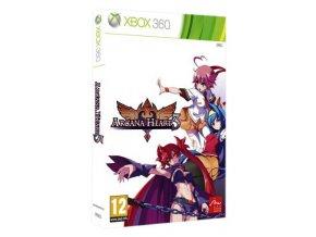 Xbox 360 Arcana Heart 3