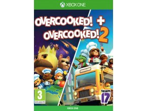 Xbox One Overcooked!+ Overcooked! 2 Double Pack