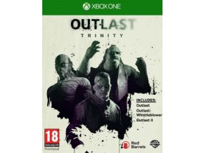 Xbox One Outlast Trinity